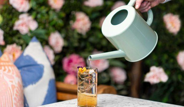 Floral Cocktails for Spring