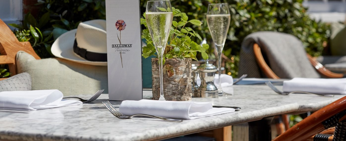 Book now for The terrace book