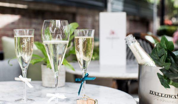 Perrier-Jouët Champagne Flight