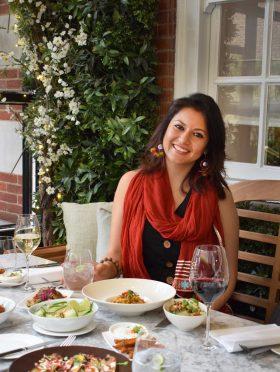 Mira Manek x Dalloway Terrace Supper Club