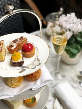 Mrs Dalloway's Afternoon Tea