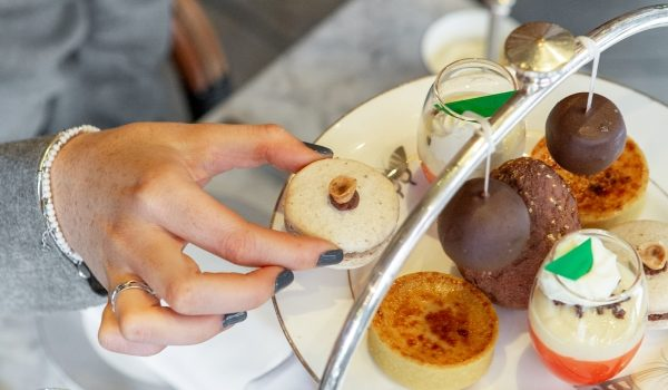 Go conkers for our Autumn Afternoon Tea